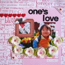 みかんMAMA♪のブログ 『OH MY HAPPY BOY☆』-ONE'S LOVE