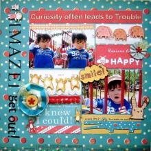 みかんMAMA♪のブログ 『OH MY HAPPY BOY☆』-#13 ①