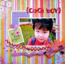 みかんMAMA♪の『OH MY HAPPY BOY☆』-TCR#②