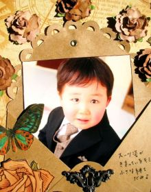 みかんMAMA♪の『OH MY HAPPY BOY☆』-AGP#7②