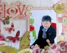 みかんMAMA♪の『OH MY HAPPY BOY☆』-pomb8④